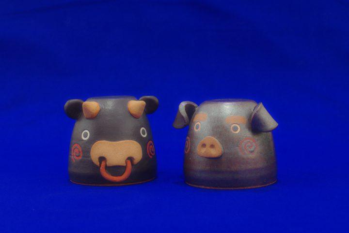 牛小鉢 豚小鉢