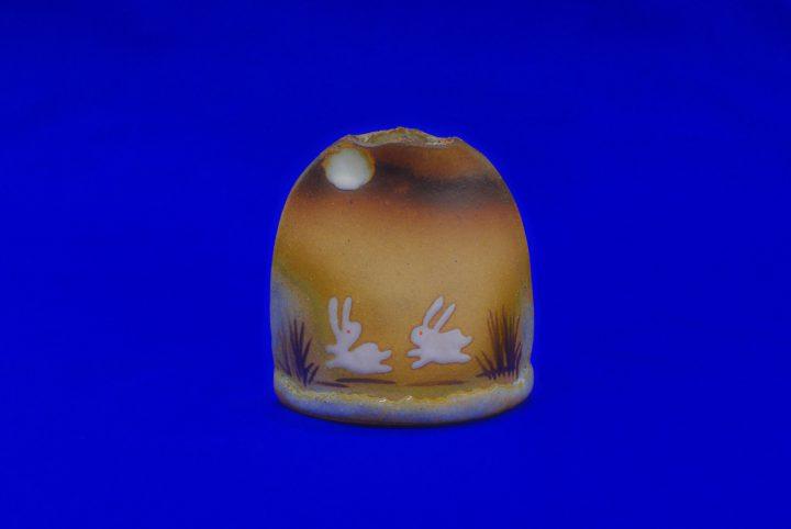 ミニ花瓶(うさぎ)